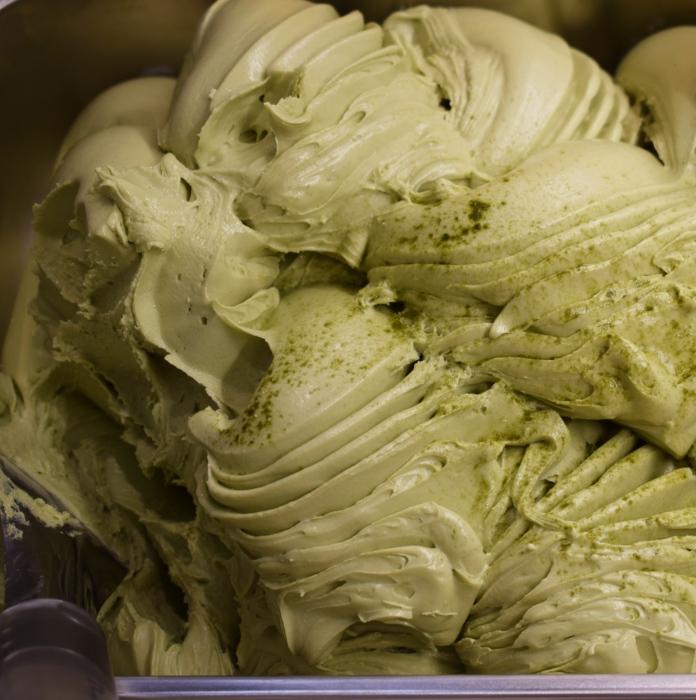 Pasta do lodów i kremów o smaku orzecha pistacjowego