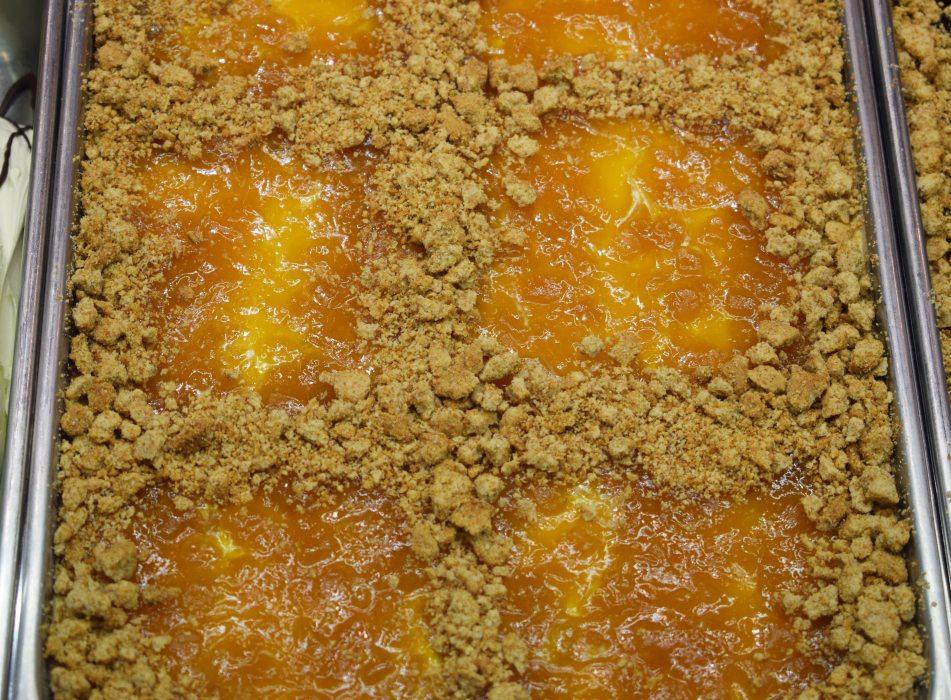 Pasta do lodów i kremów o smaku szarlotki