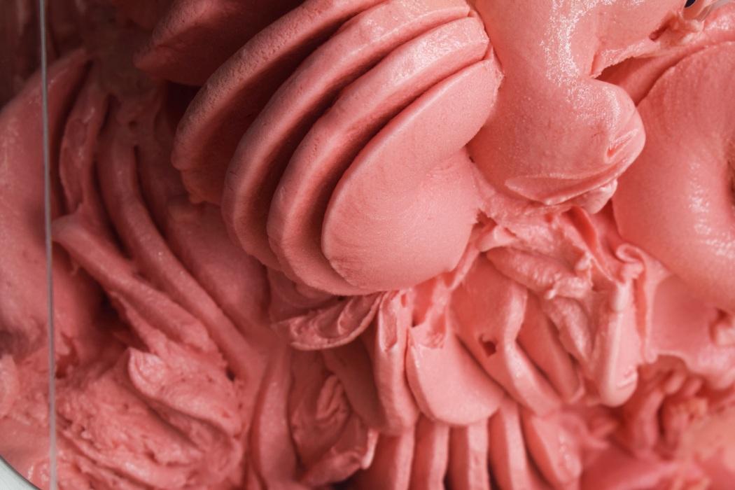 Pasta do lodów i kremów o smaku czerwonego winogrona